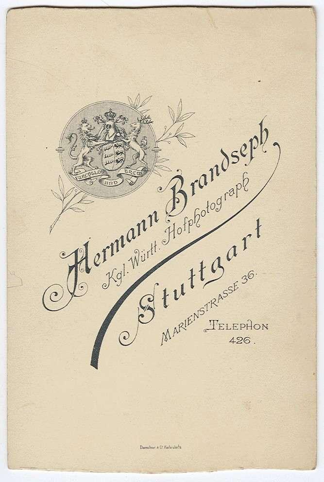 Haidlen, Oskar von, Dr.jur., Bild 3