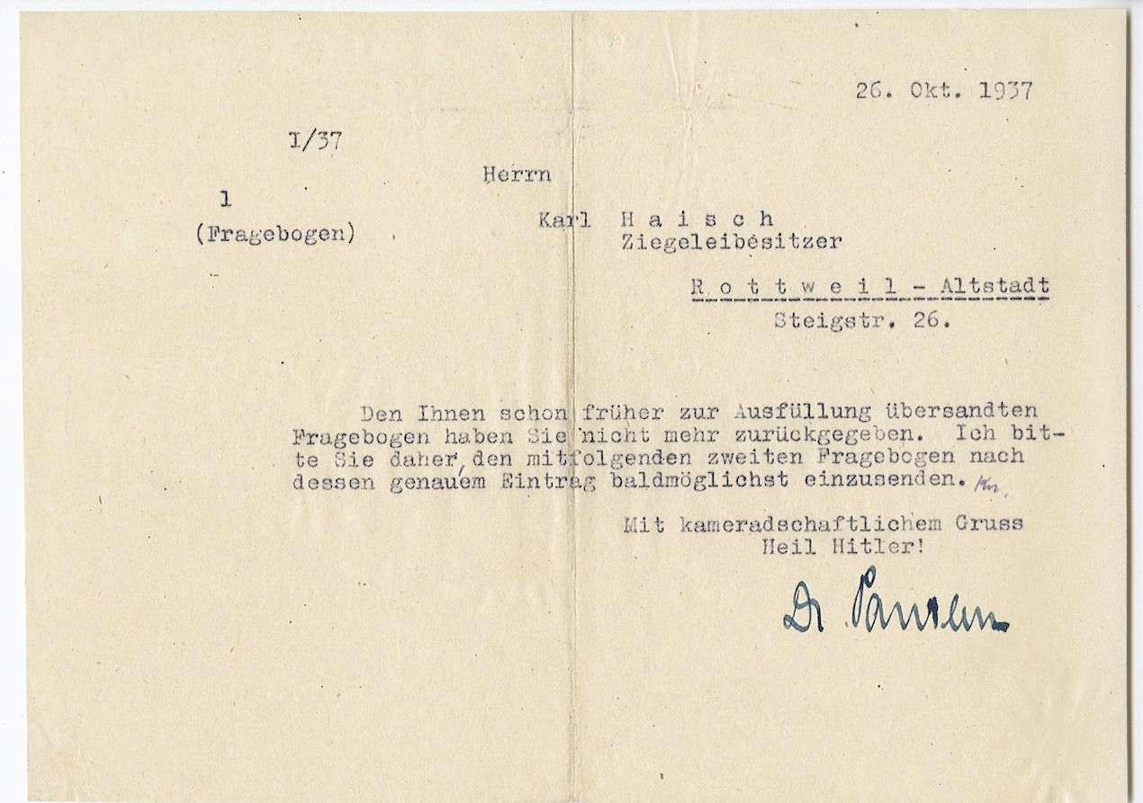 Haisch, Karl, Bild 3