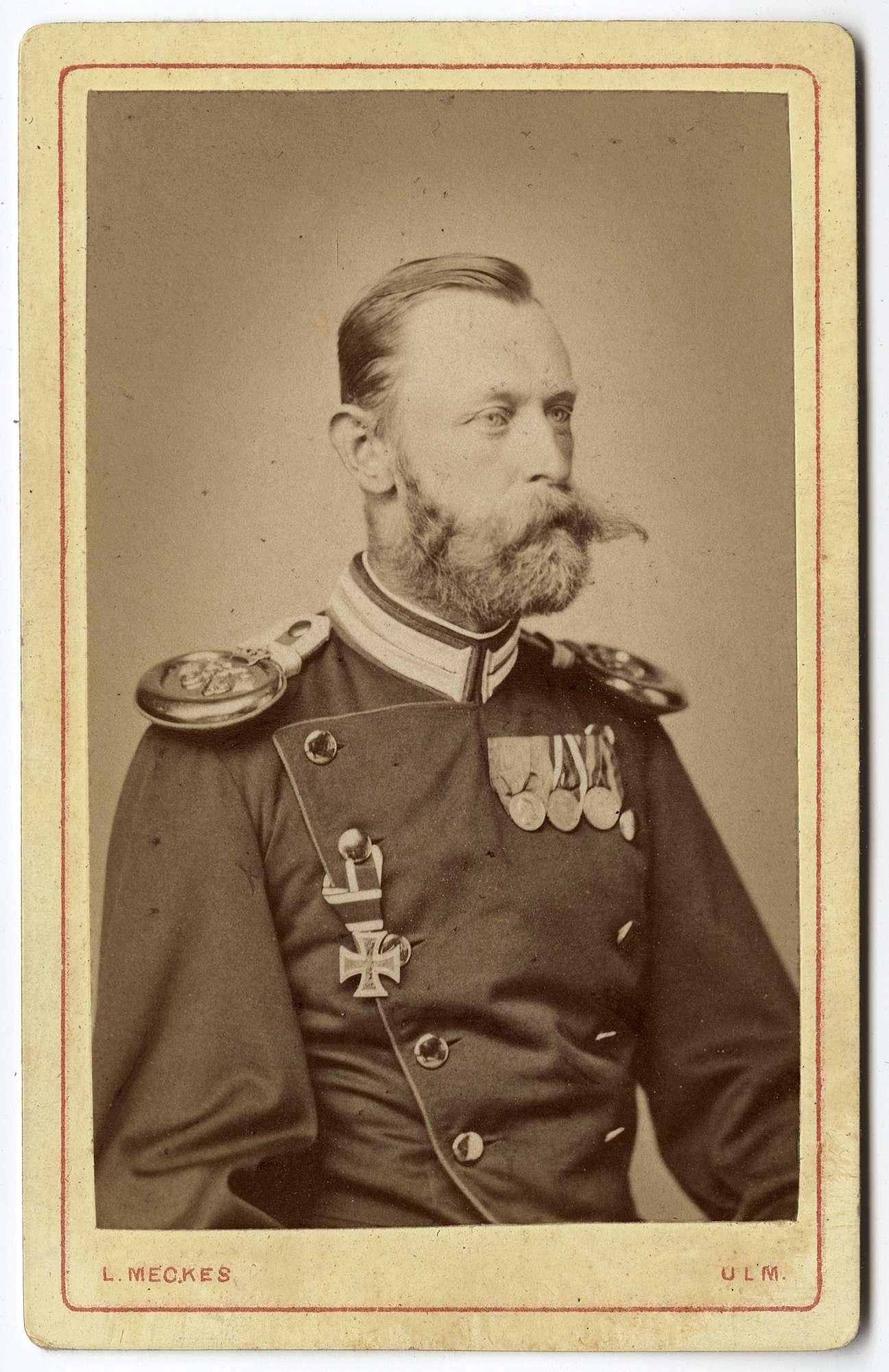 Heinrich, Karl WIlhelm von, Bild 1
