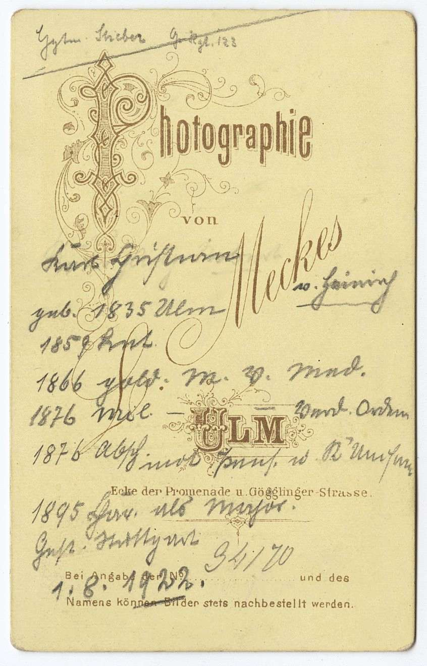 Heinrich, Karl WIlhelm von, Bild 2