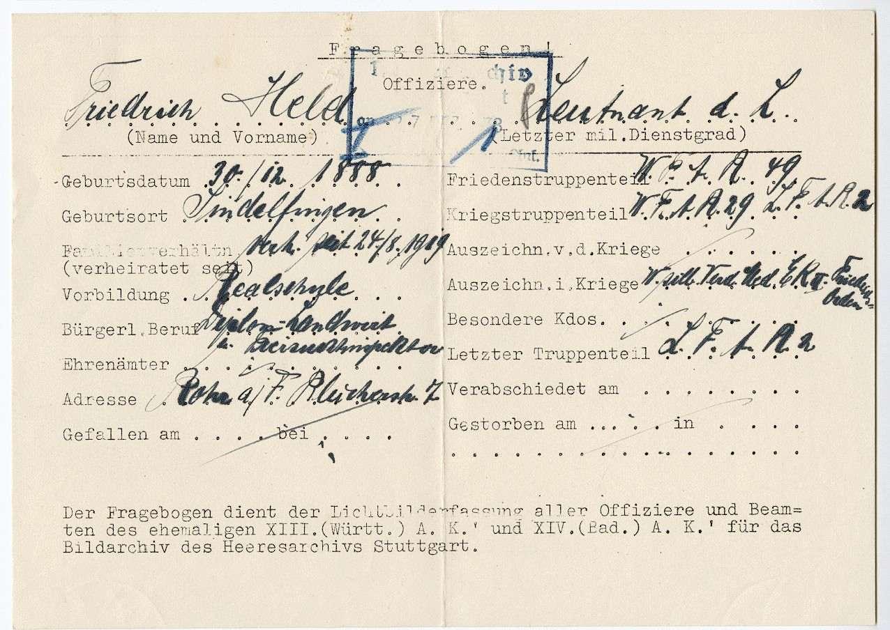 Held, Friedrich, Bild 2