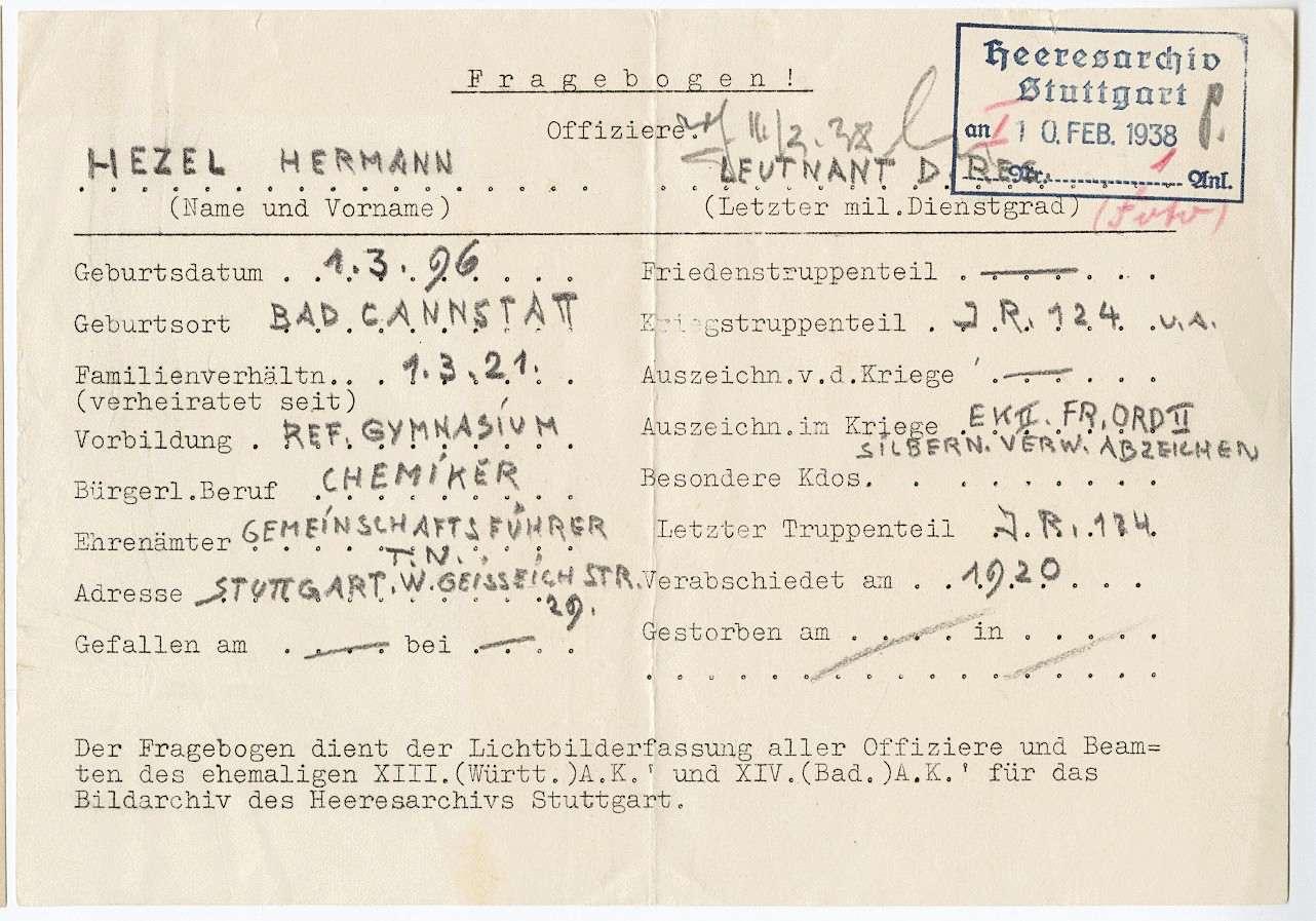Hezel, Hermann, Bild 2