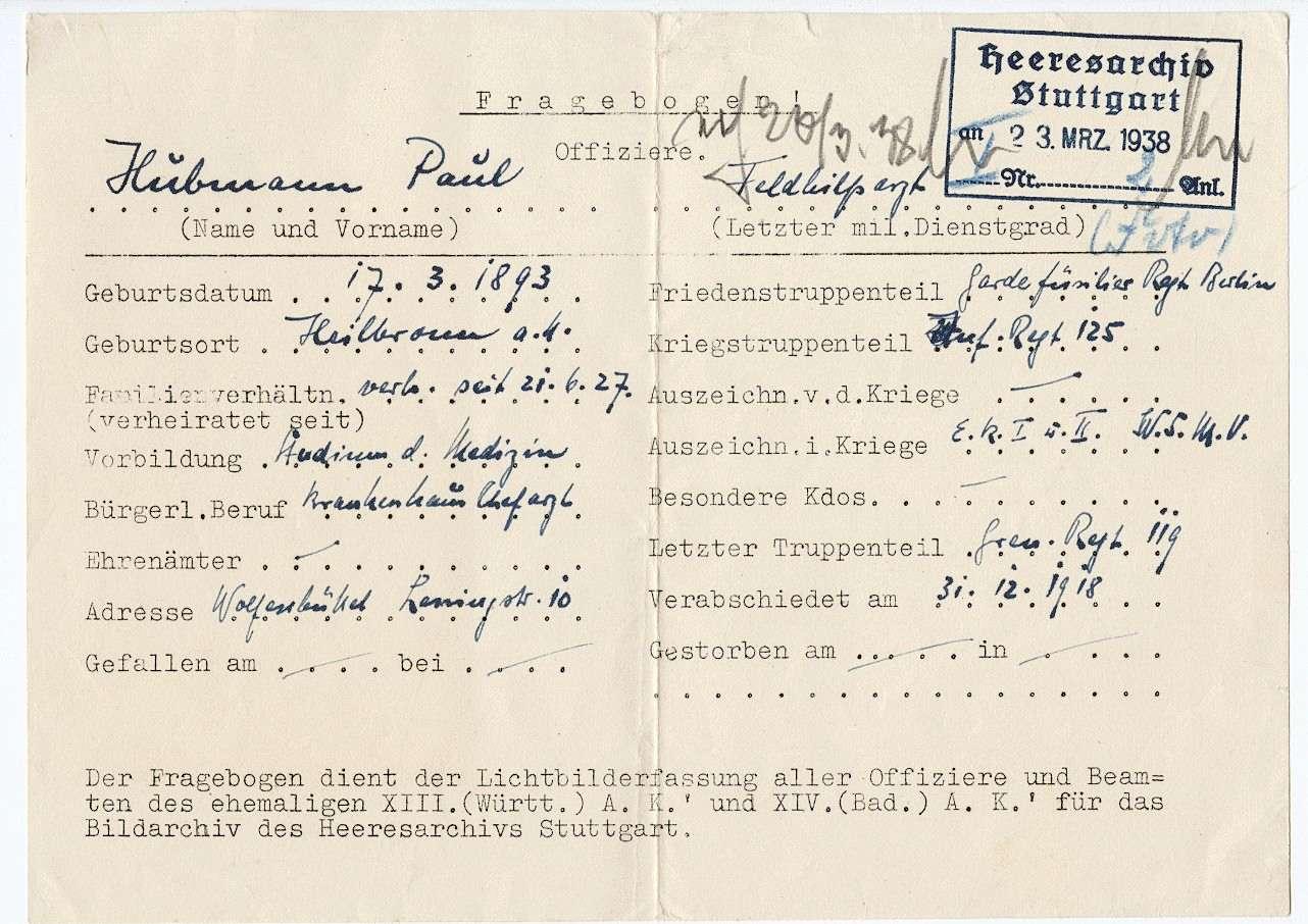 Hubmann, Paul, Bild 2