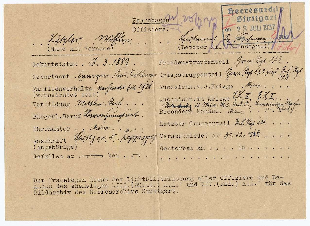 Kätzler, Wilhelm, Bild 3