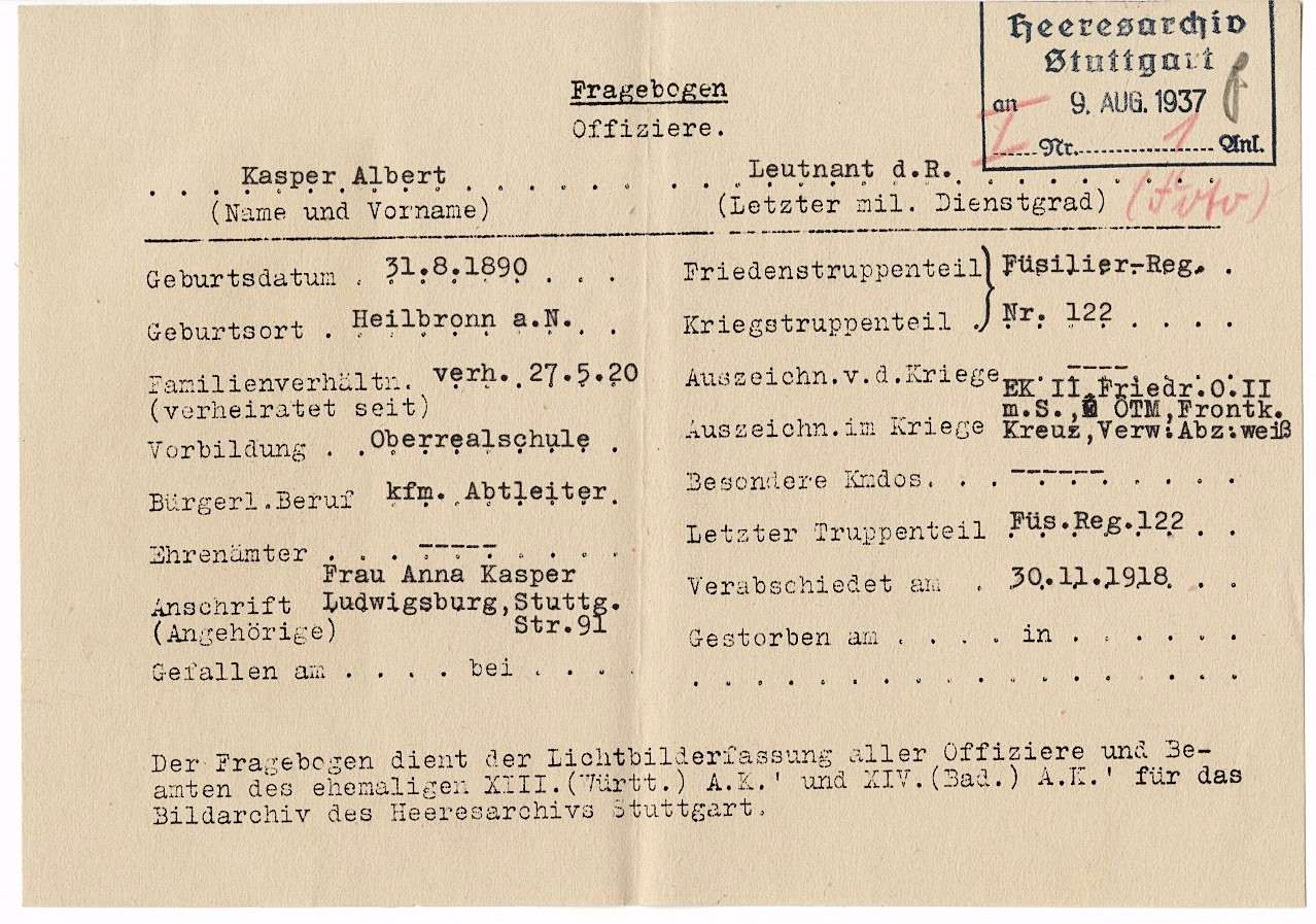 Karper, Albert, Bild 2