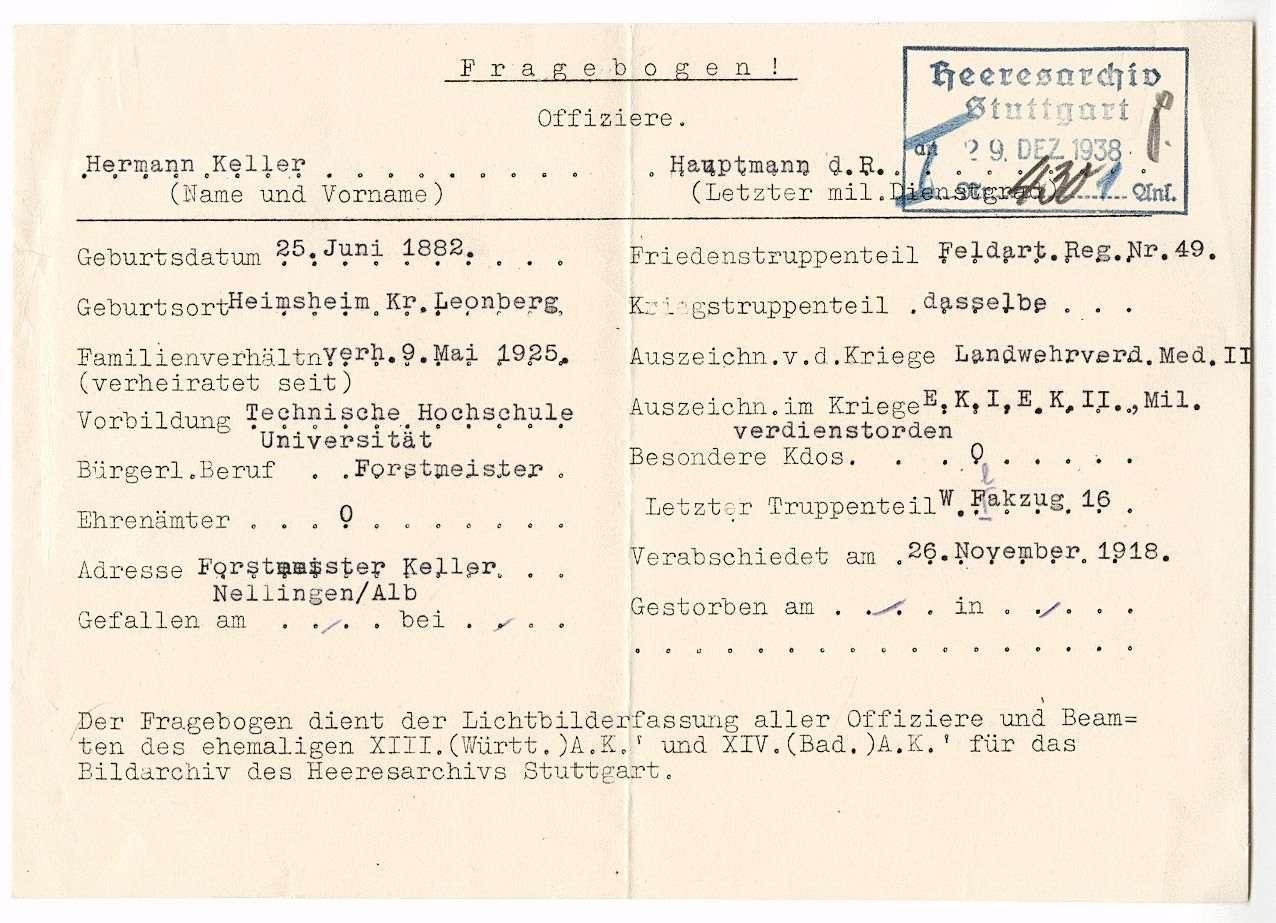 Keller, Hermann, Bild 2