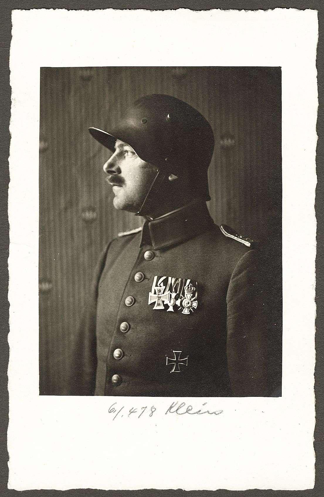 Klein, August, Bild 1