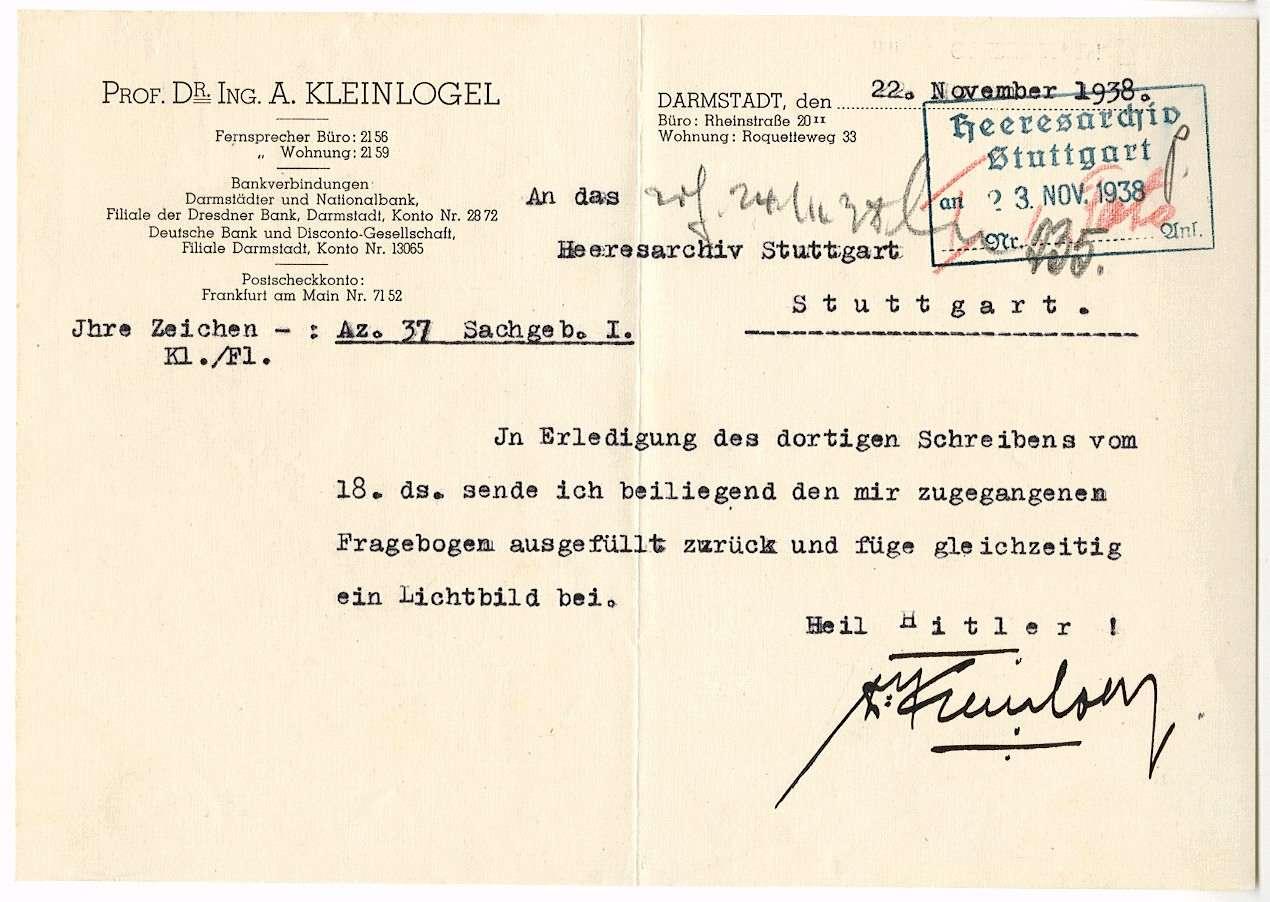 Kleinlogel, Adolf, Bild 3