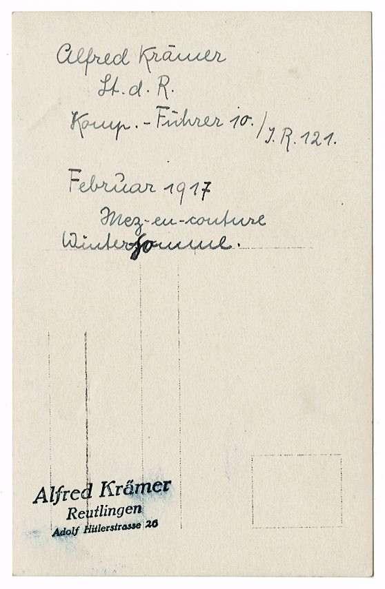 Krämer, Alfred, Bild 3