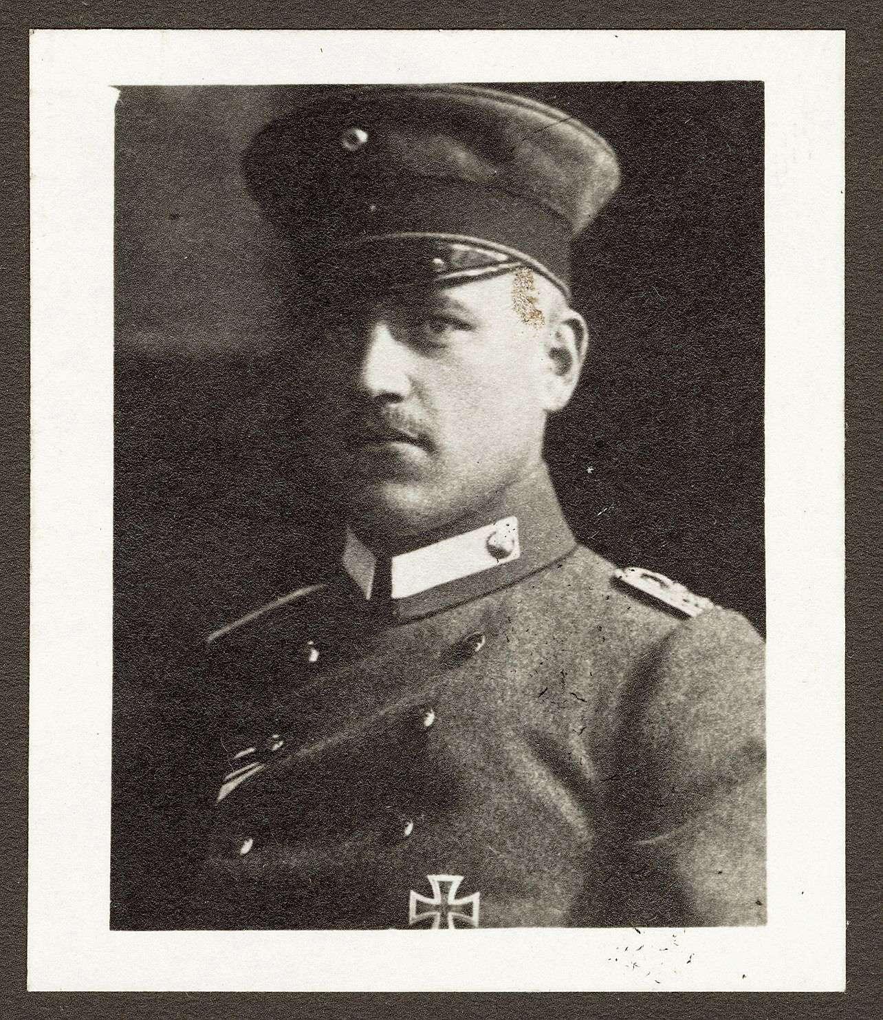 Krattenmacher, Alfons Mainrad, Bild 1