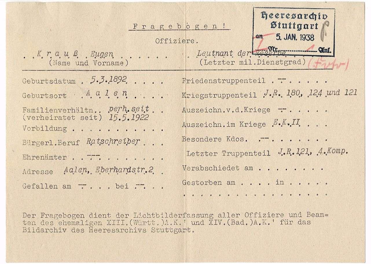 Krauß, Eugen, Bild 2