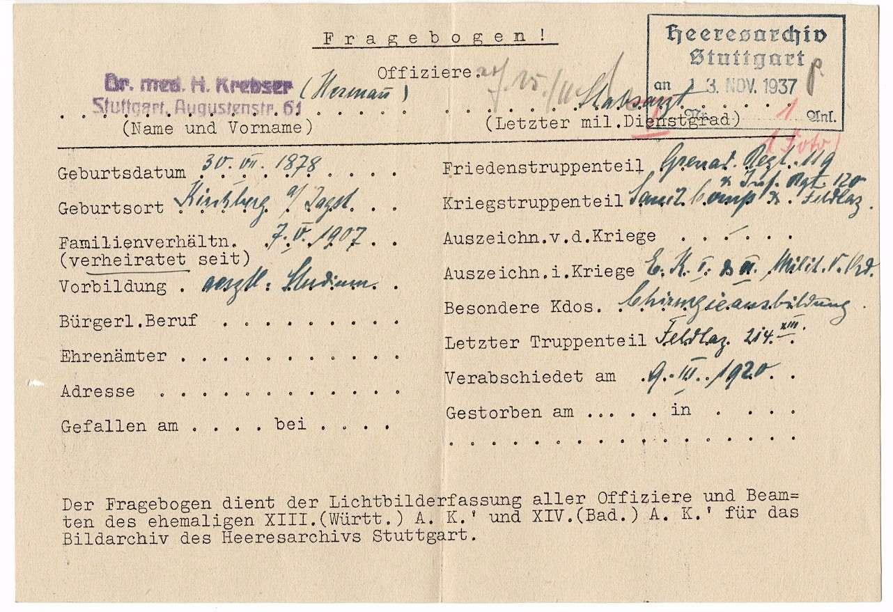 Krebsen, Hermann, Dr.med., Bild 3
