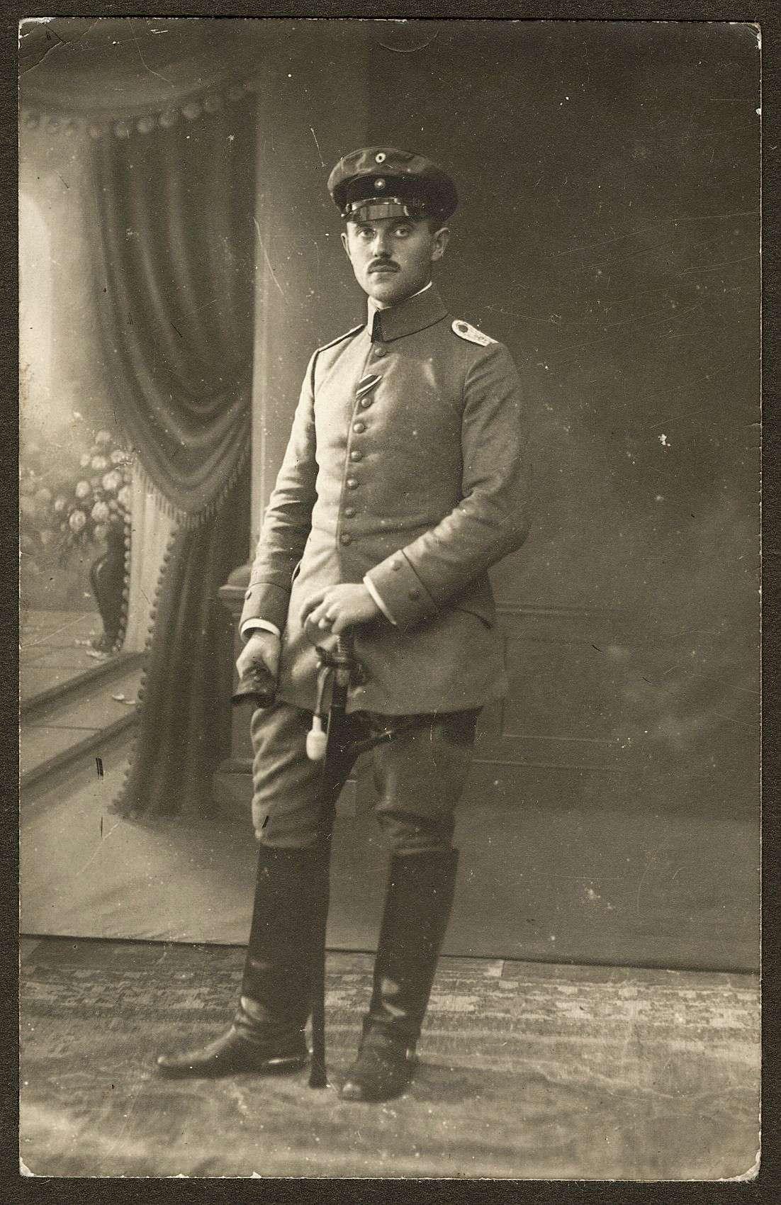 Kriegbaum, Alfred, Bild 1