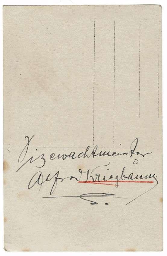 Kriegbaum, Alfred, Bild 3