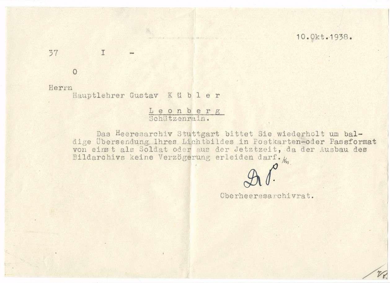 Kübler, Gustav, Bild 3