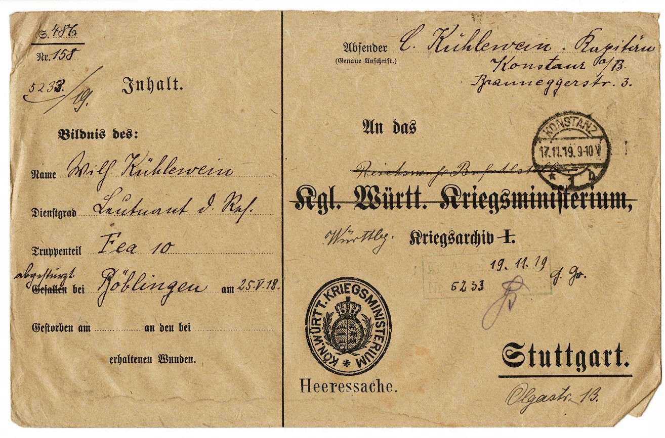Kühlwein, Wilhelm, Bild 2