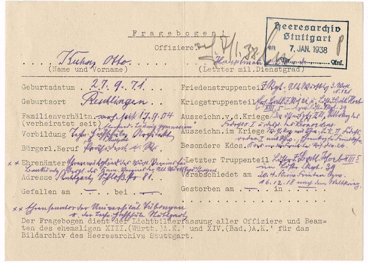 Kuhn, Otto, Bild 2