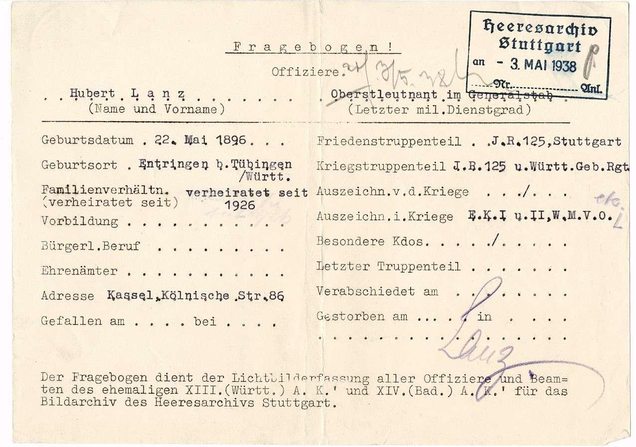 Lanz, Hubert, Bild 3
