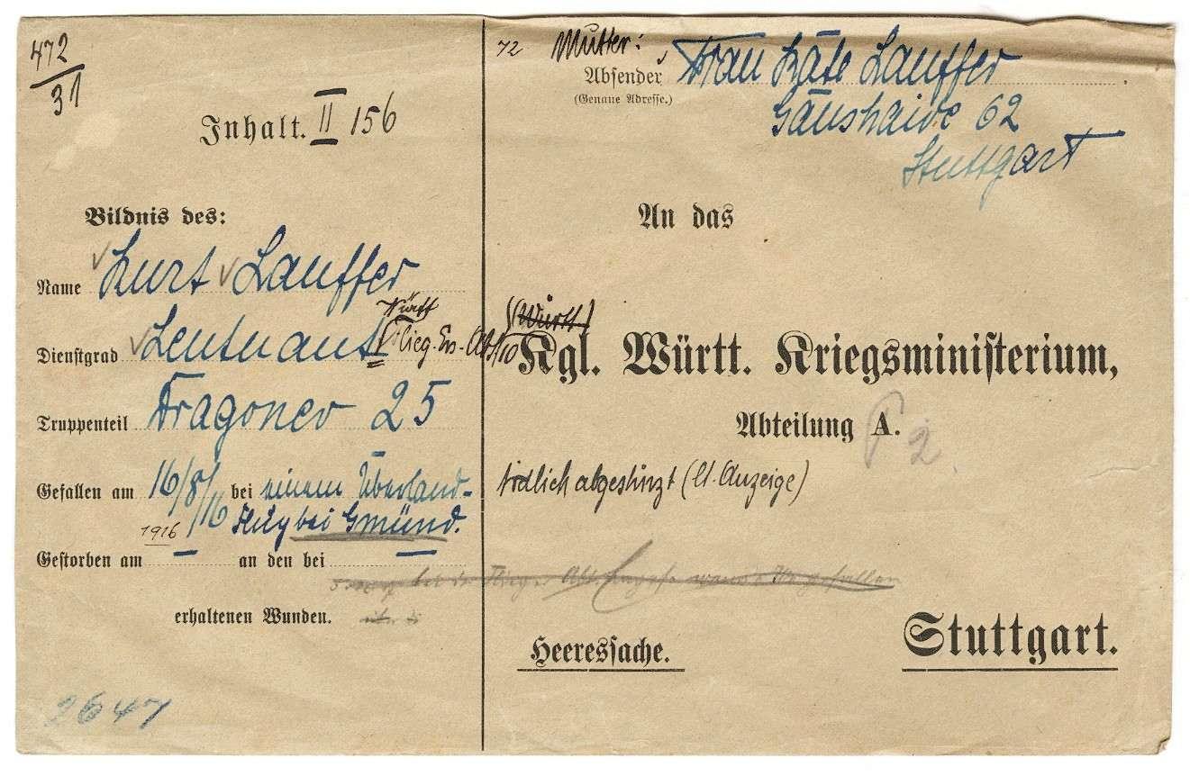 Lauffer, Karl, Bild 3
