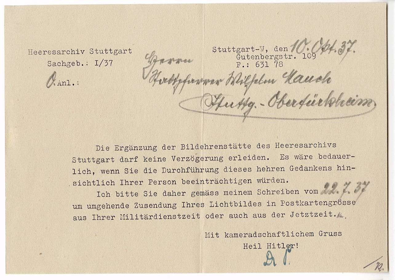 Mauch, Wilhelm, Bild 3