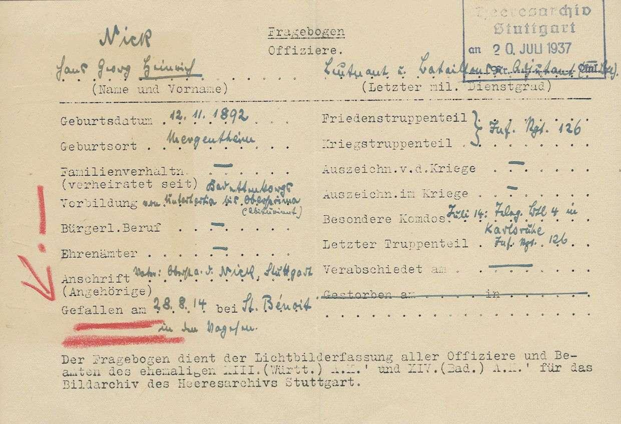 Nick, Heinrich, Bild 3