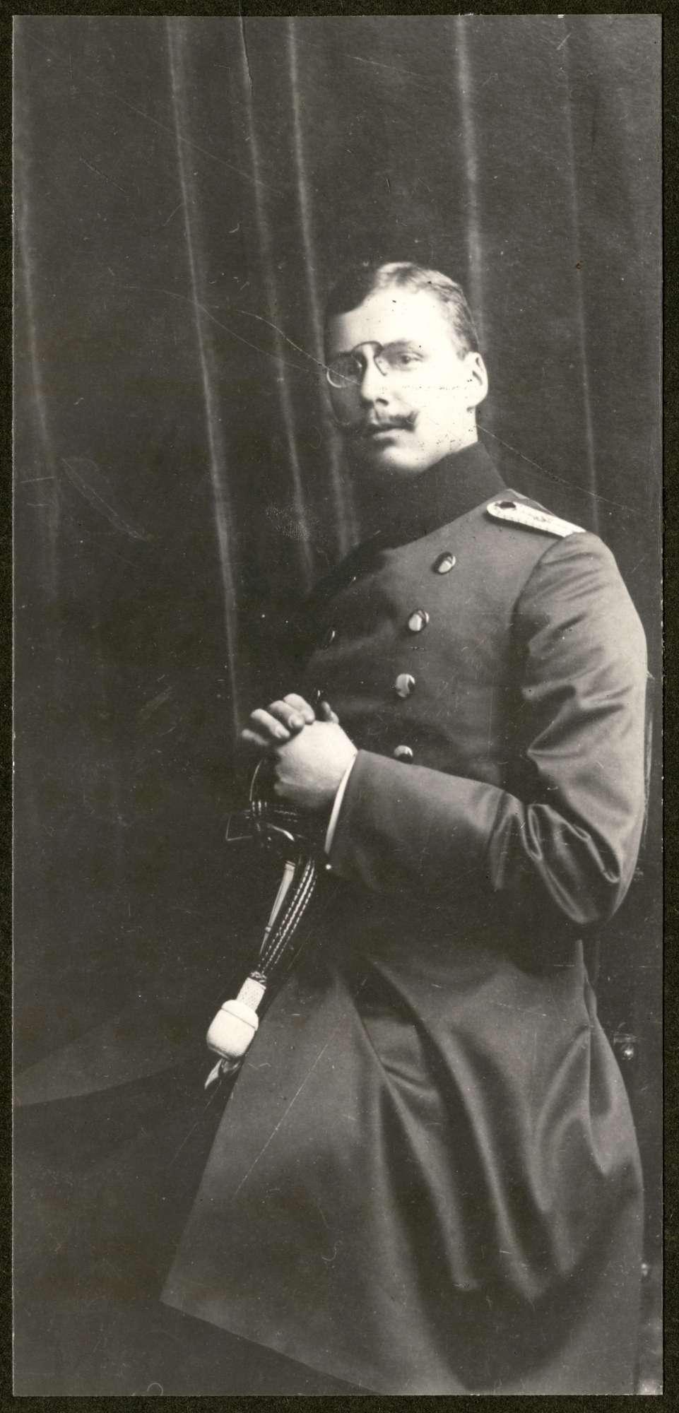 Pfeilsticker, Erich, Bild 1