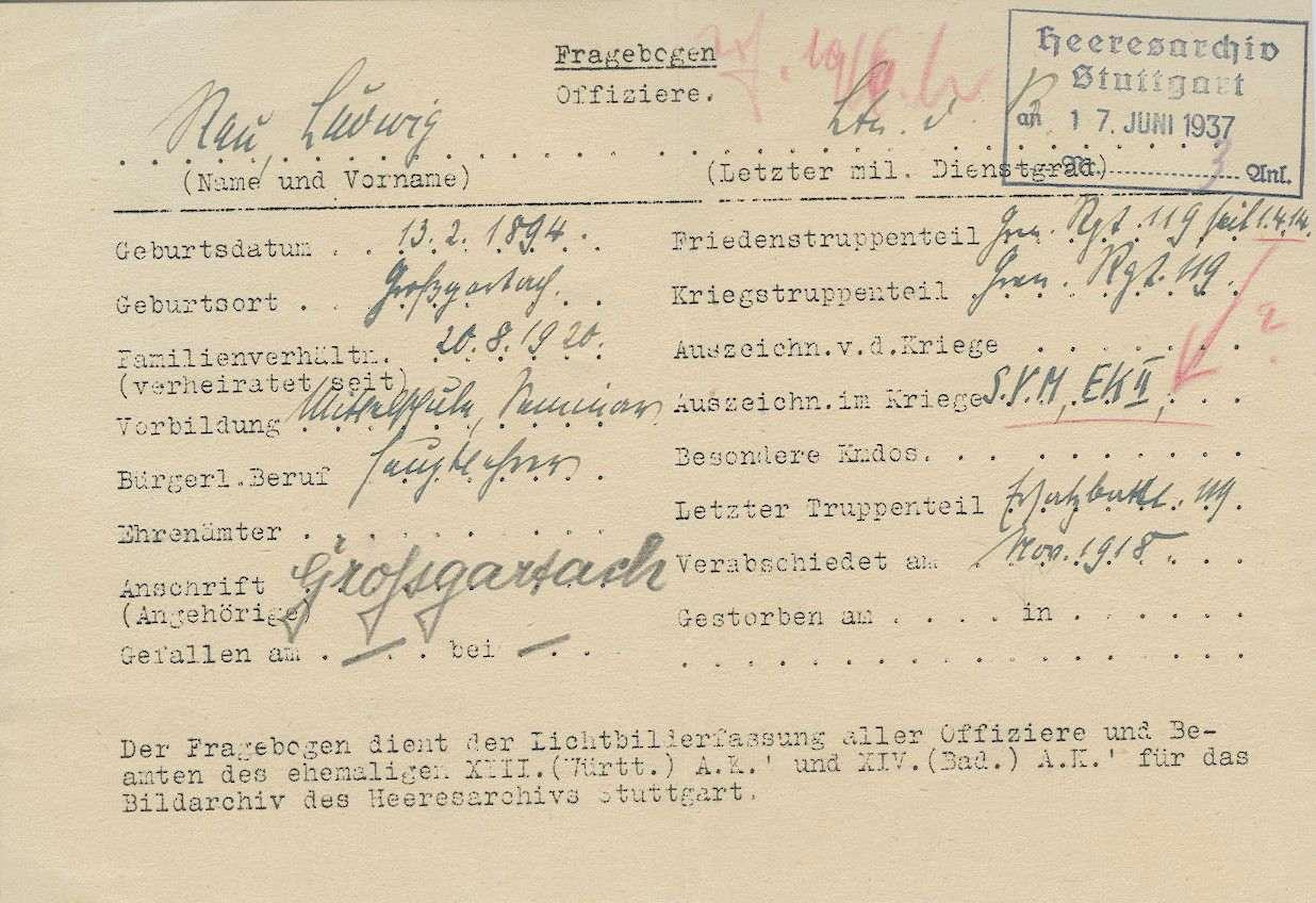 Rau, Ludwig, Bild 2