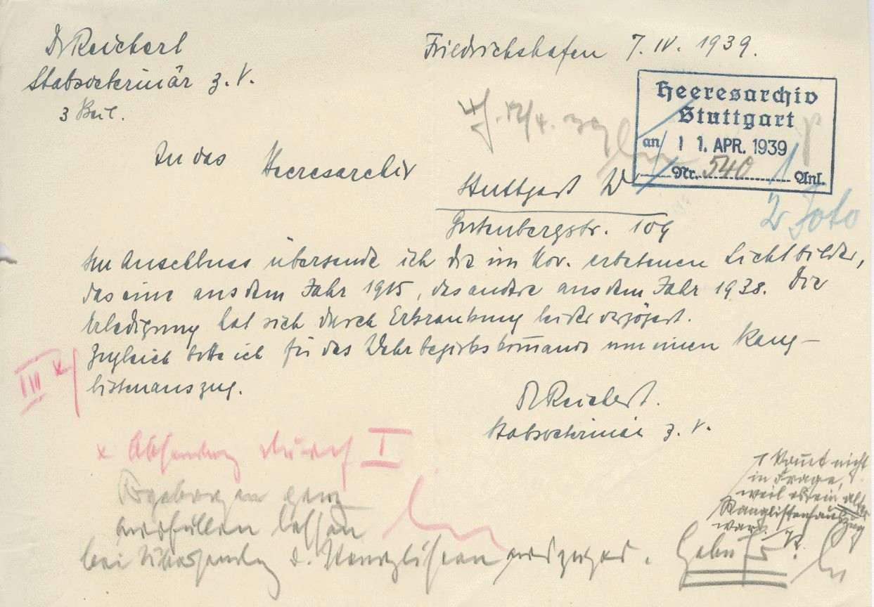 Reichert, Hans, Dr., Bild 3