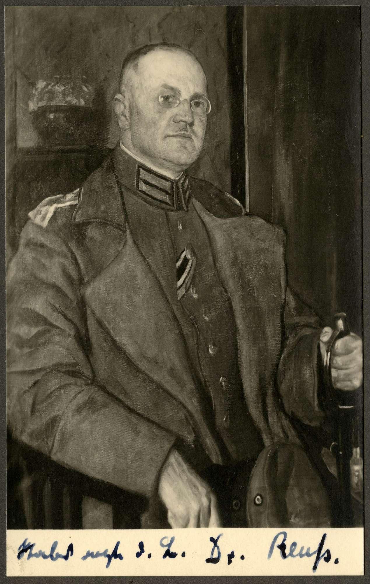 Reuß, Wolfgang, Dr., Bild 1