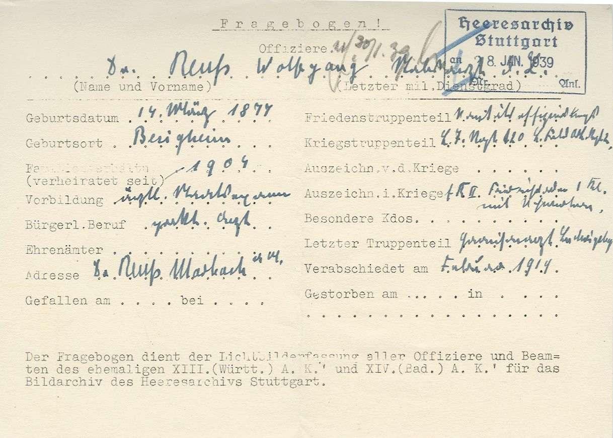 Reuß, Wolfgang, Dr., Bild 2