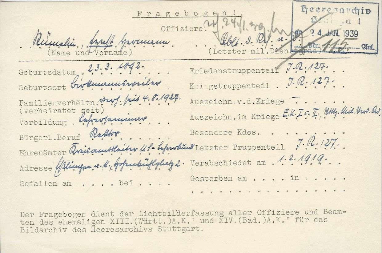 Rümelin, Ernst, Bild 2
