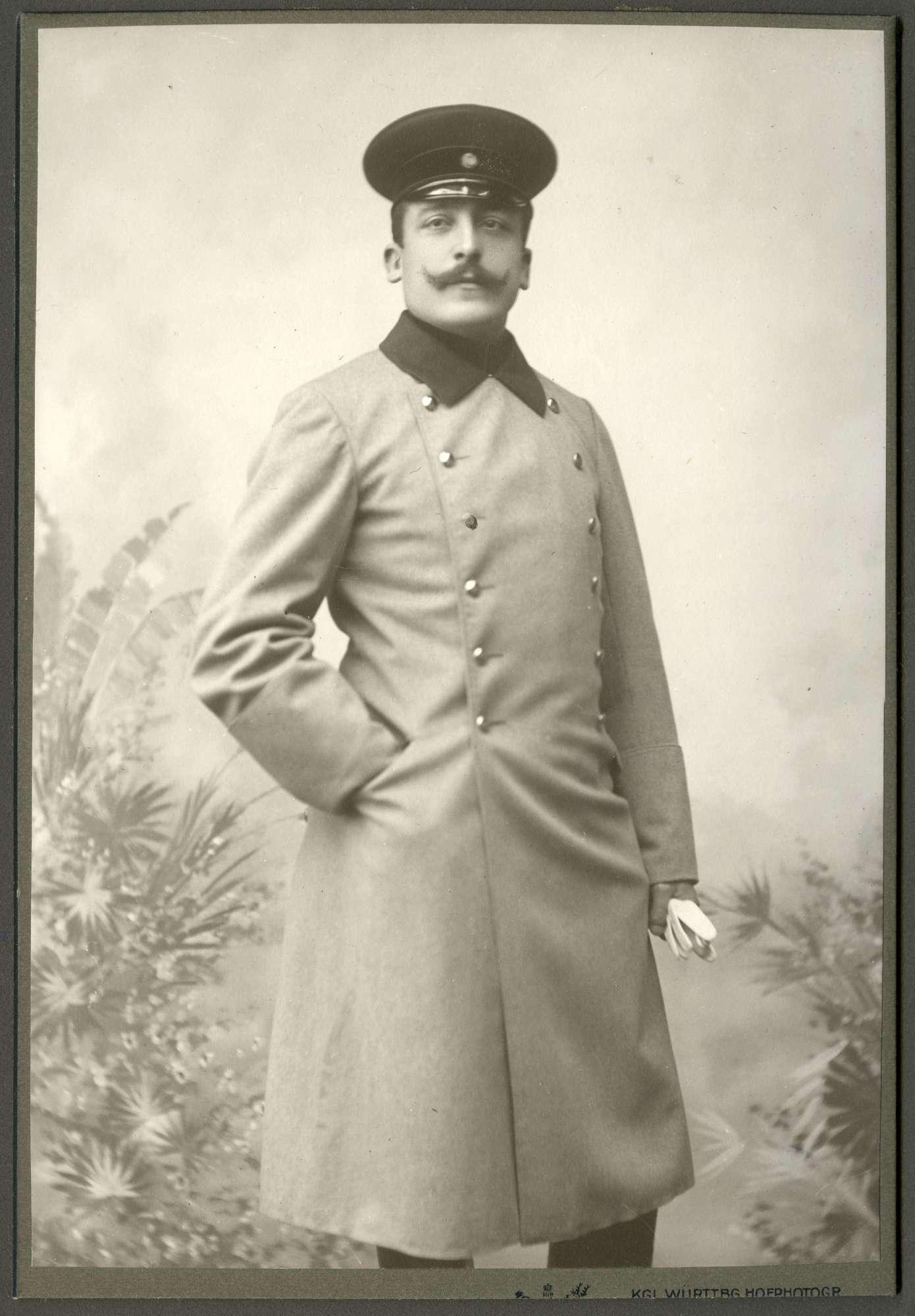 Rümelin, Otto, Bild 1
