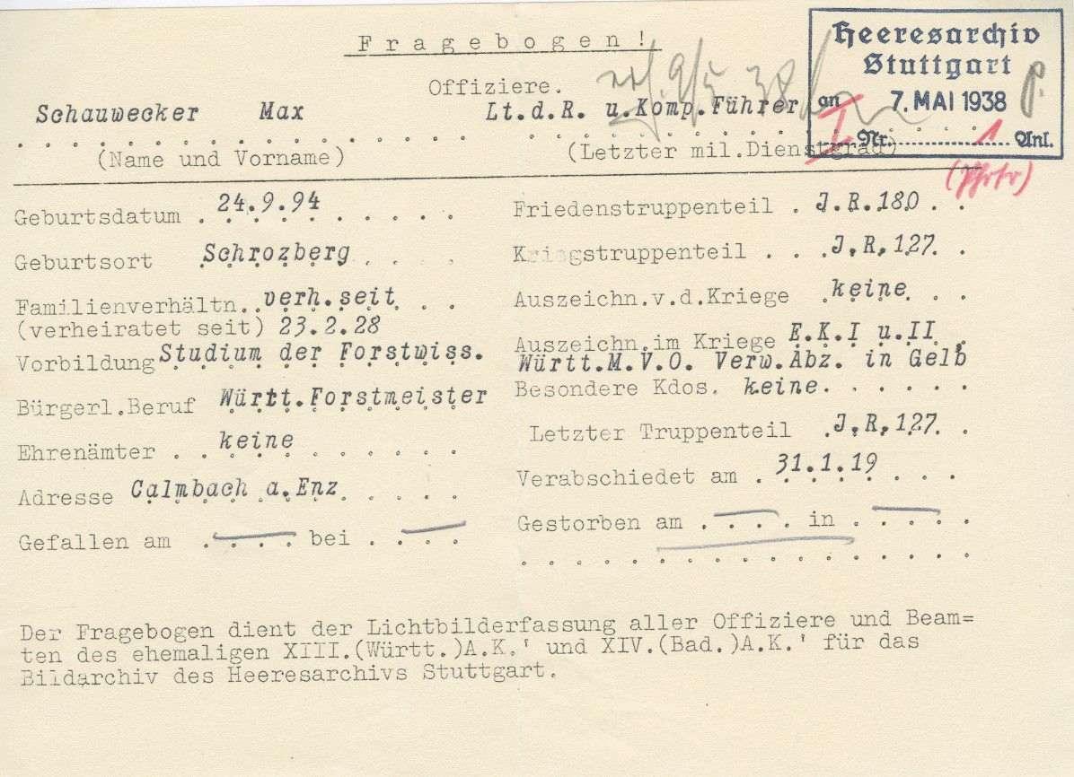 Schauwecker, Max, Bild 2