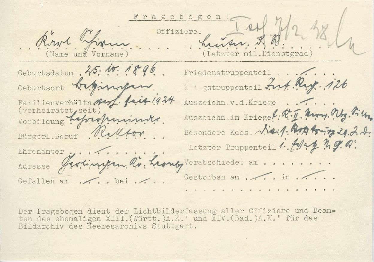 Schirm, Karl, Bild 2