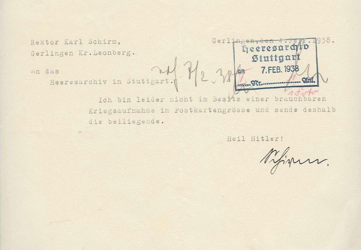 Schirm, Karl, Bild 3