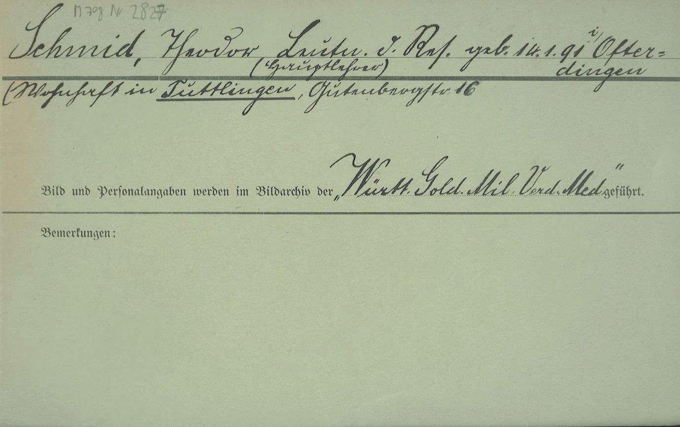Schmid, Theodor, Bild 1