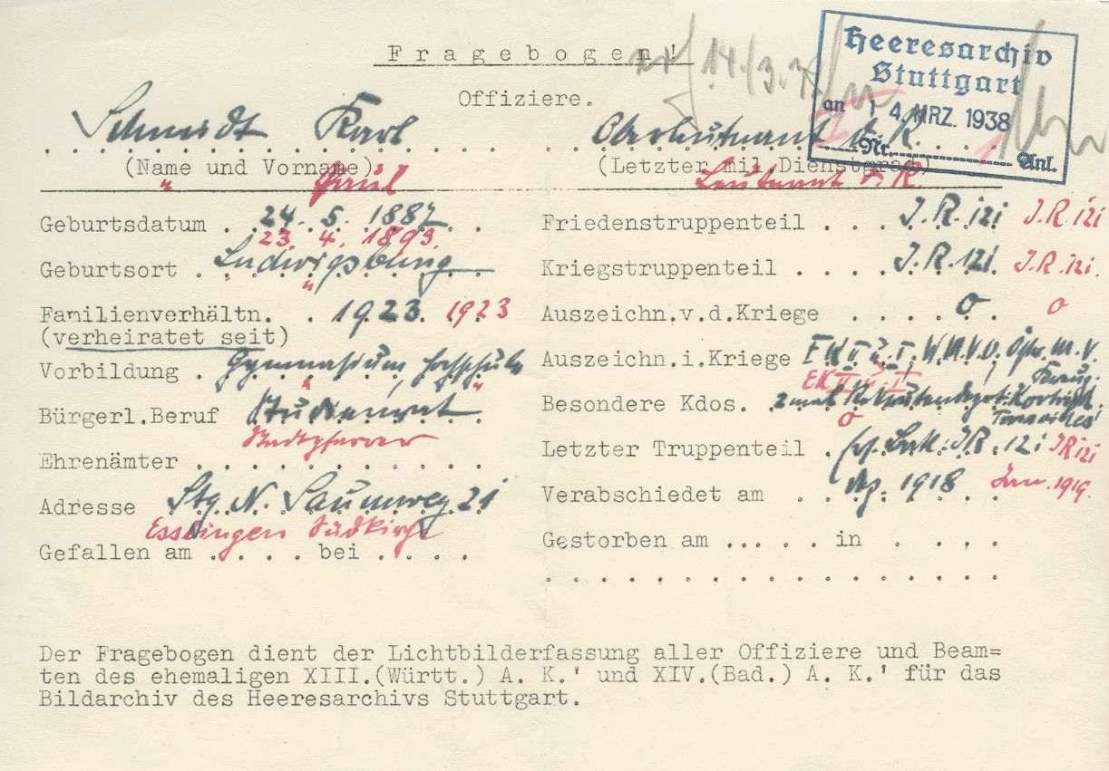 Schmidt, Paul, Bild 3