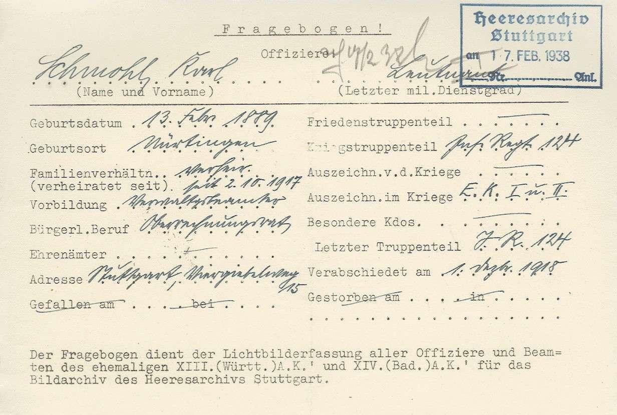 Schmohl, Karl, Bild 2