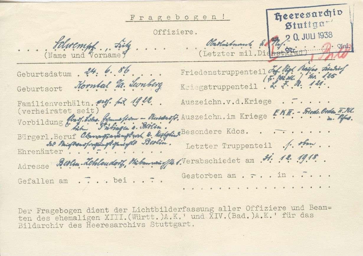 Schrempf, Fritz, Bild 2