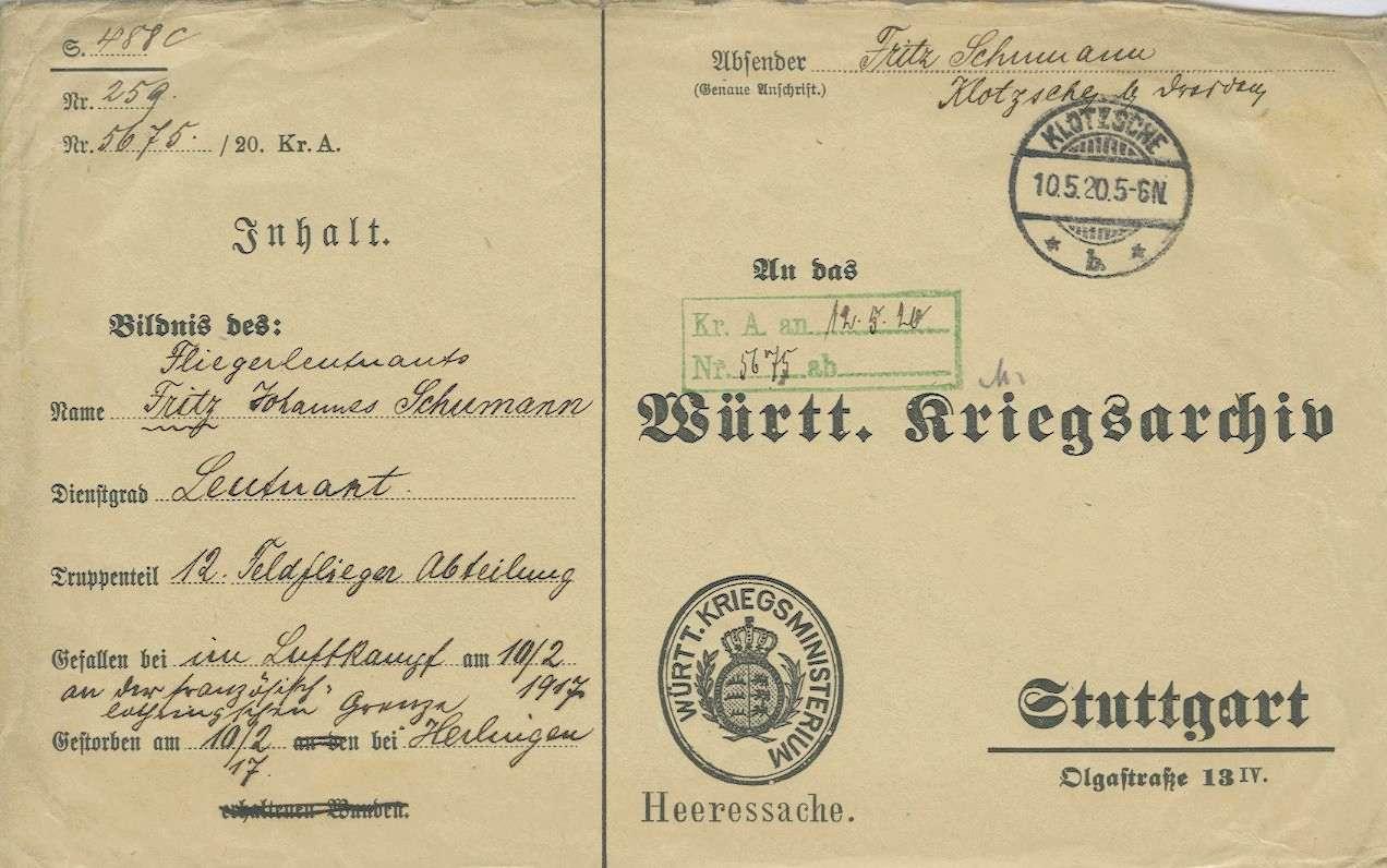 Schumann, Fritz, Bild 2