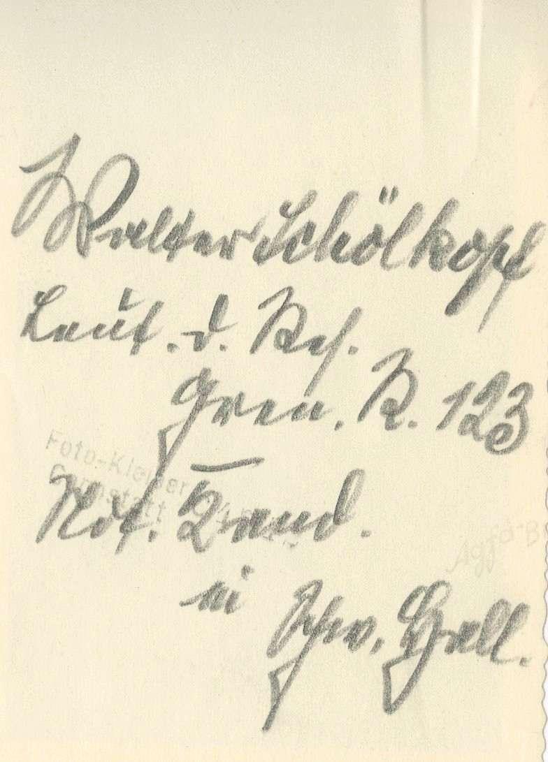 Schöllkopf, Walter, Bild 3