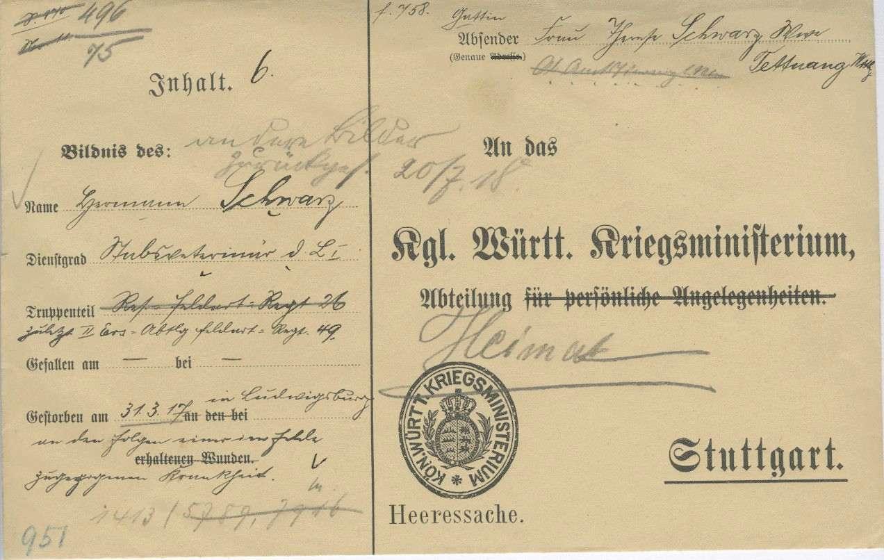 Schwarz, Hermann, Bild 2