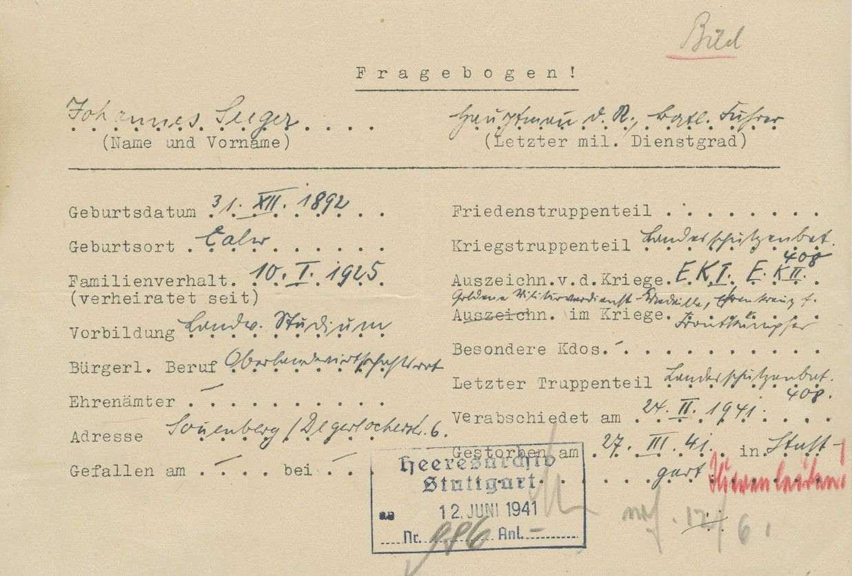 Seeger, Johannes, Bild 2