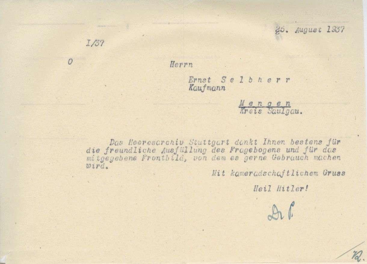 Selbherr, Ernst, Bild 3