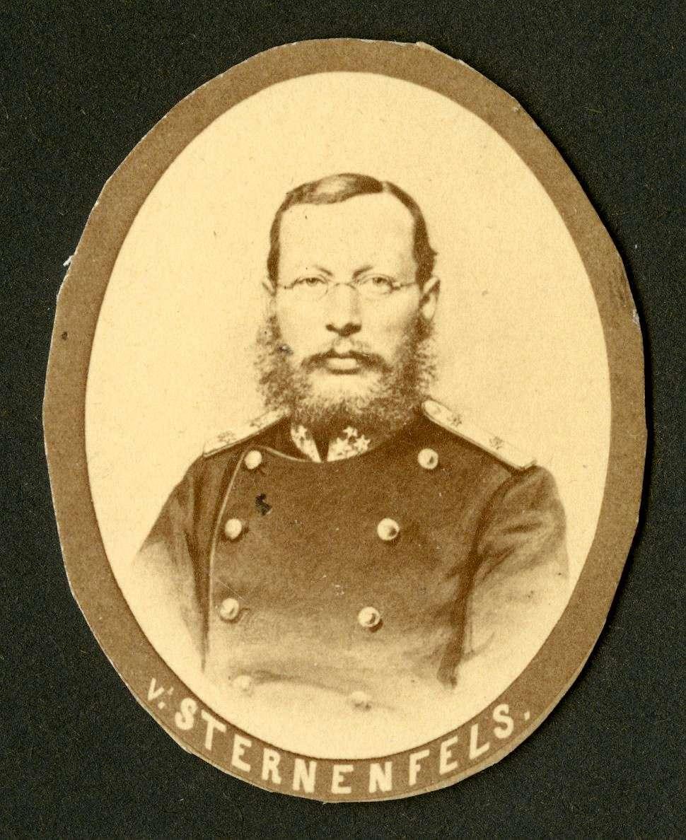 Sternfels, Karl Bernhard von, Bild 1
