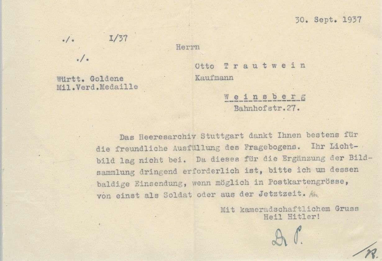 Trautwein, Otto, Bild 3