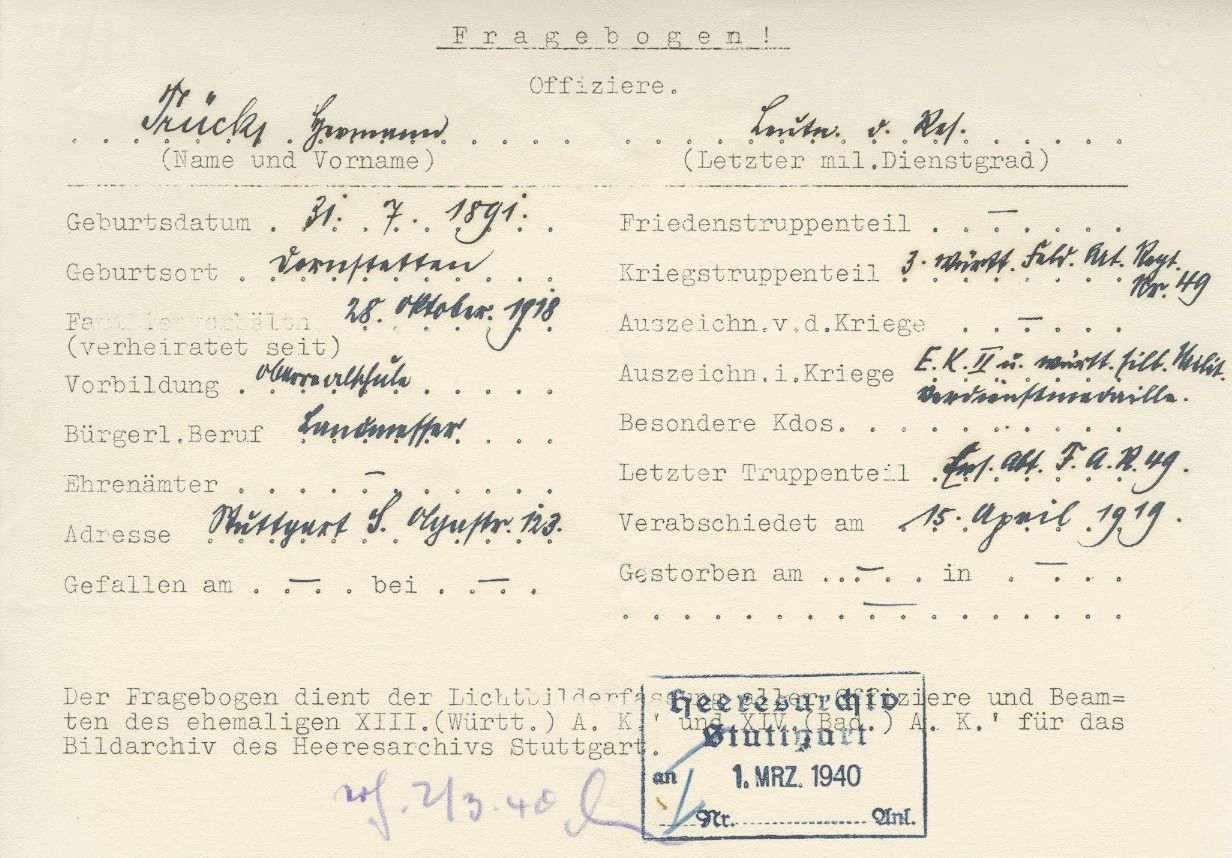 Trück, Hermann, Bild 2