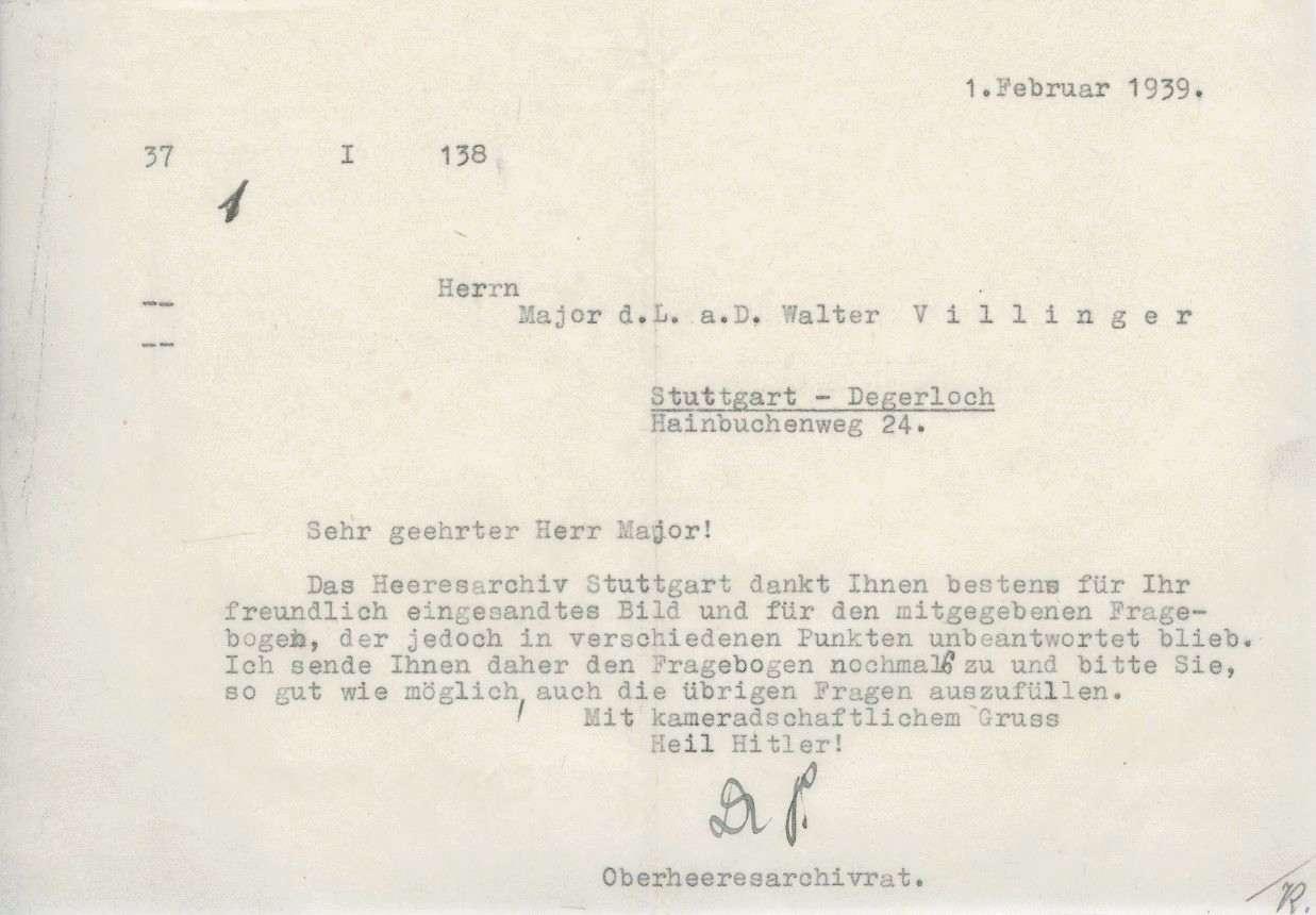 Villinger, Walter, Bild 3