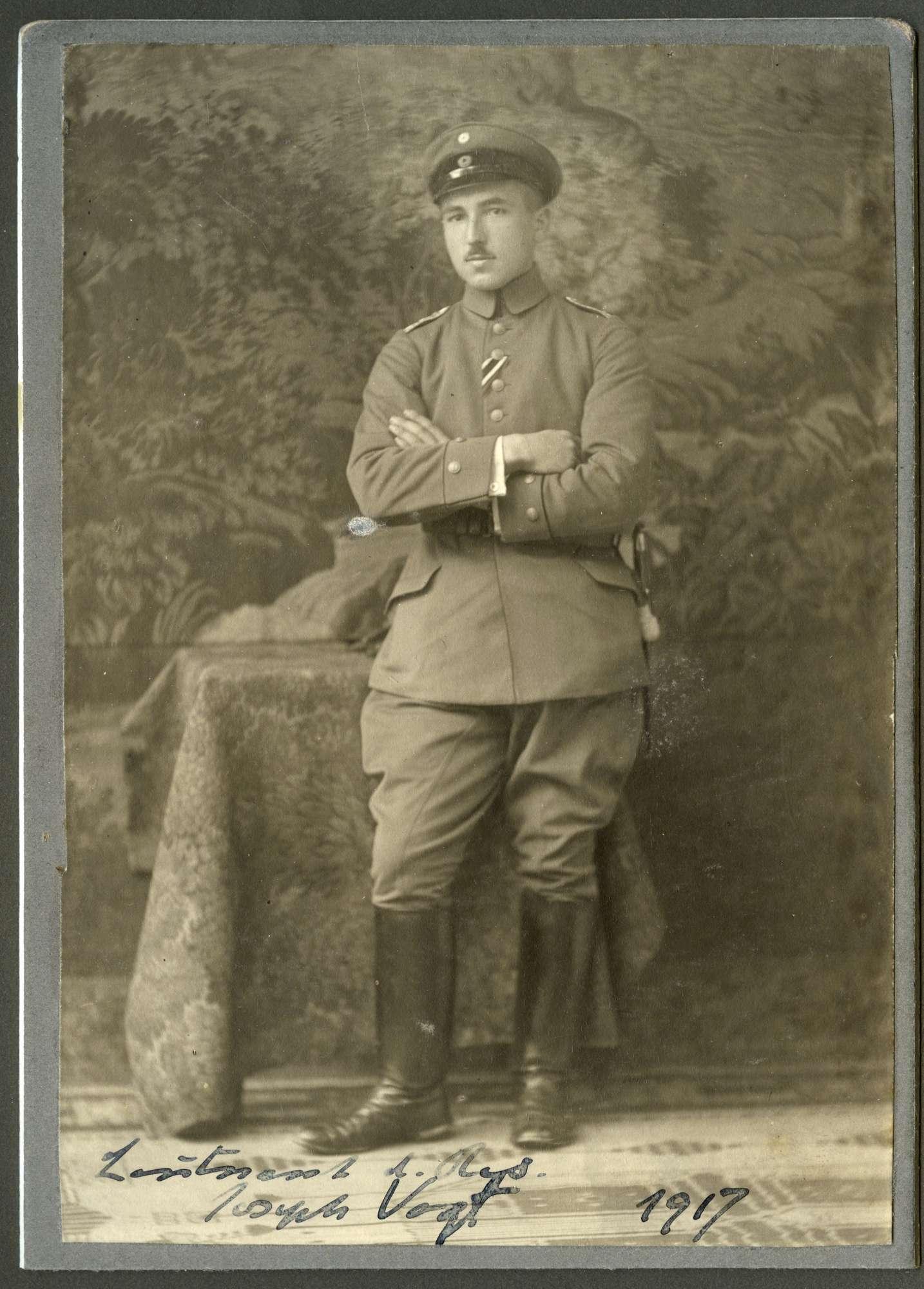 Vogt, Josef, Bild 1
