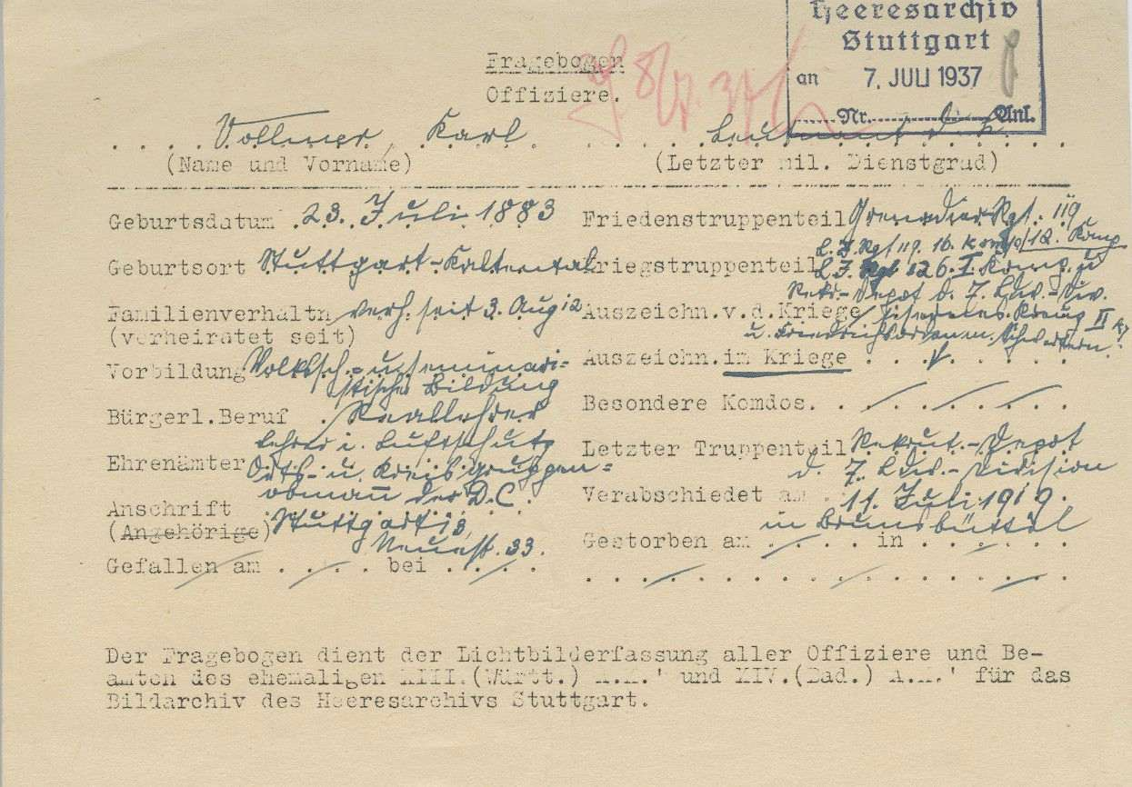 Vollmer, Karl, Bild 2